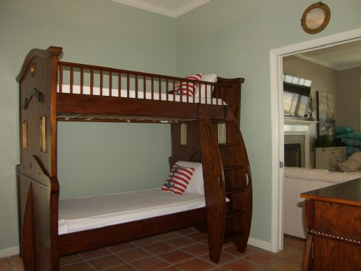 Bedroom 1 - Bunk Beds