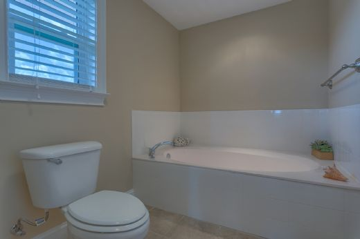Master Bath with Large Tub & Separate Shower