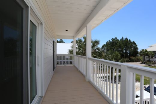Beachside Covered Deck