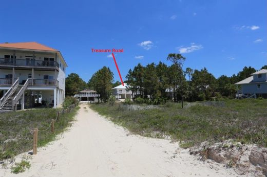 House is Very Close to Beach Access
