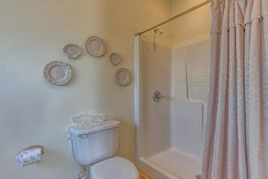 Bedroom 3 - Master Bath with Shower