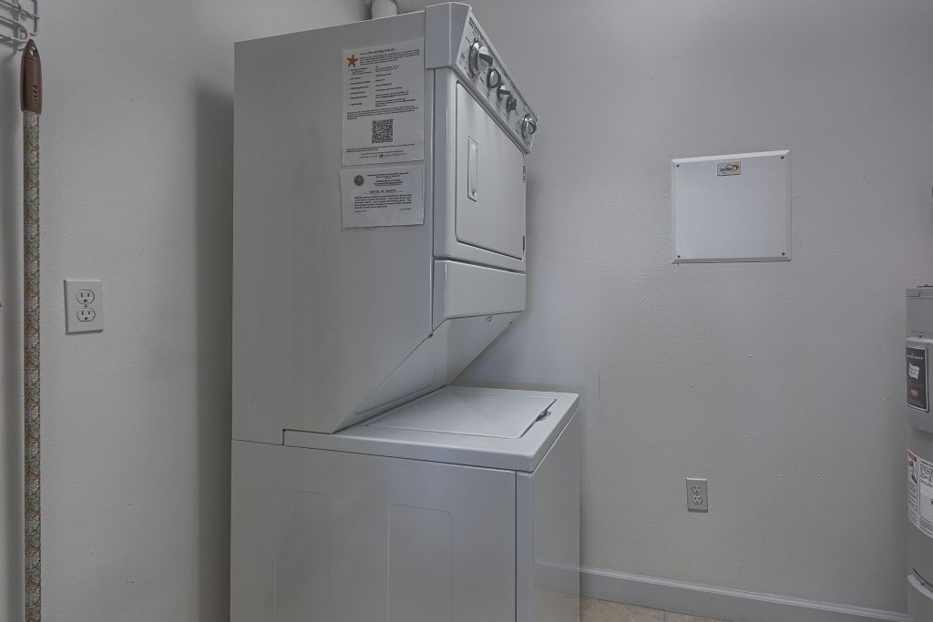 Laundry Room in Kitchen
