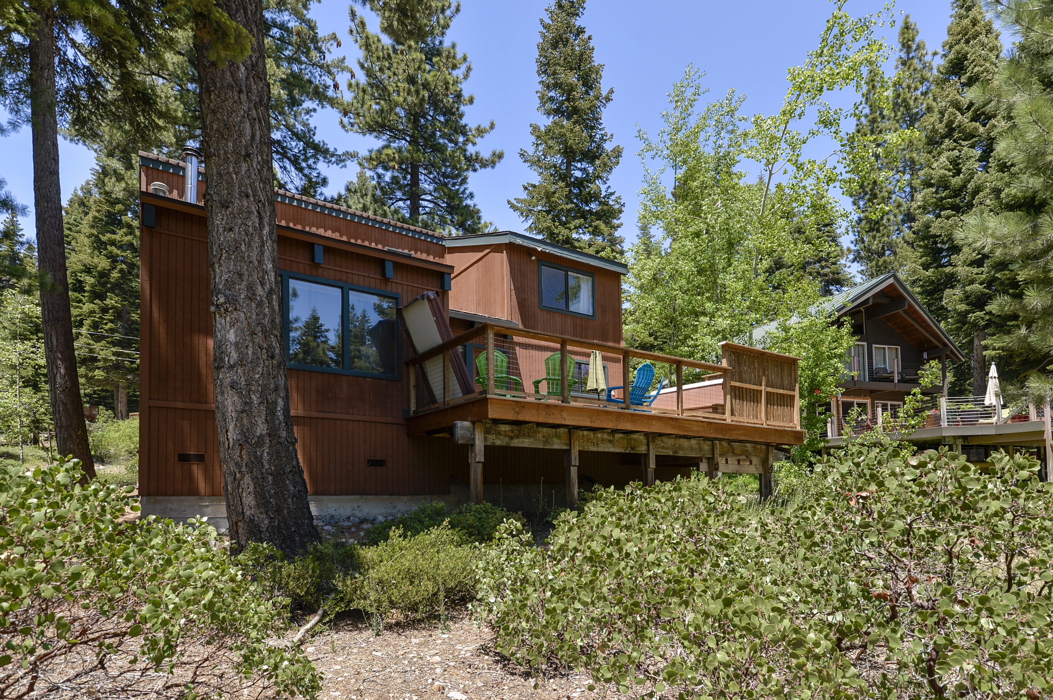 Lake Tahoe vacation home rental with 3 bedrooms in Carnelian Bay