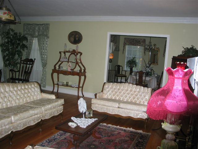 BROOKSVILLE  FRONT ROOM PARLOR AND DINING