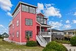 Kitty Hawk ocean view 5 bedroom vacation home with pool and hot tub