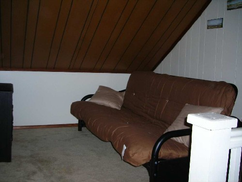 Seating Area Extra sleeping room
