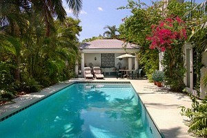Private Pool Garden Villa - Key West