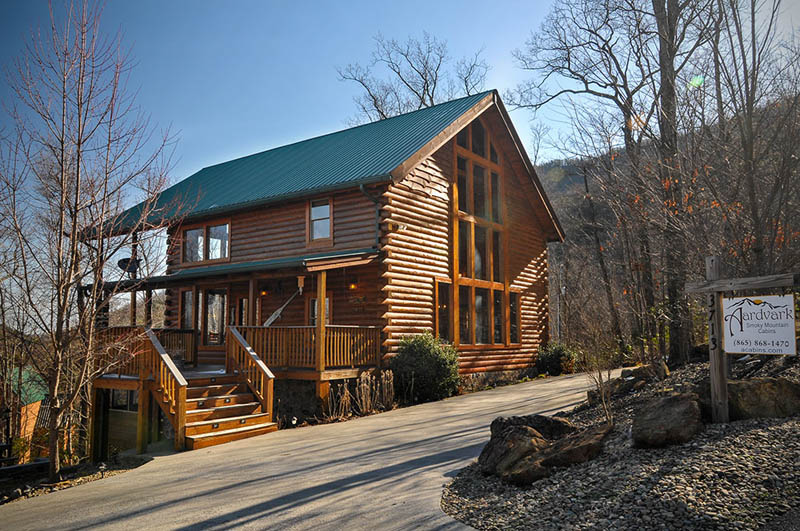 Majestic memories log cabin extravagant 30 ft ceilings for Extravagant log homes