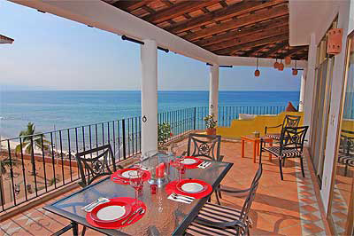 Dine And Relax On The Terraza Morning And Night. Wonderful!