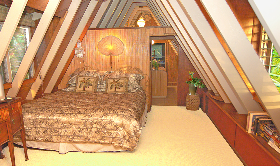 The Master King Bedroom Is Spacious And Has Views To The Bea