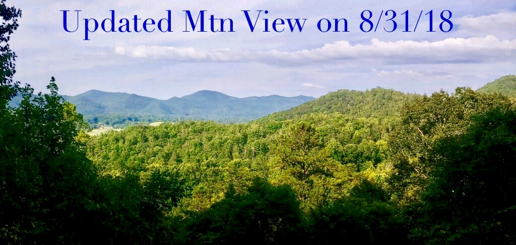 A View For Two Location: Townsend TN