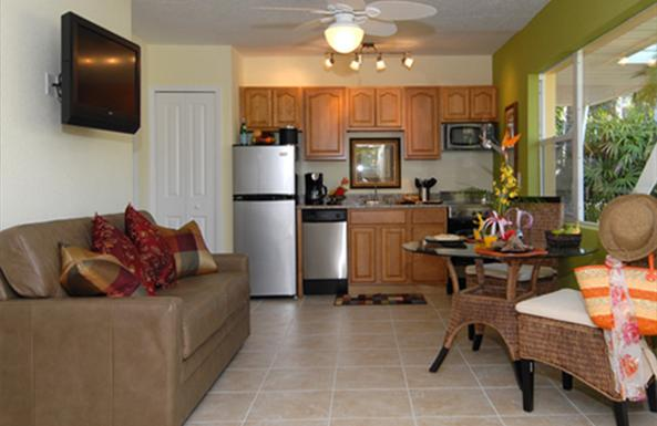 Spacious Suites for that extra needed room