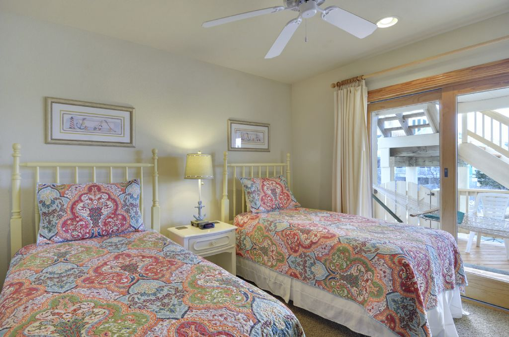 Cape Lookout Bedroom