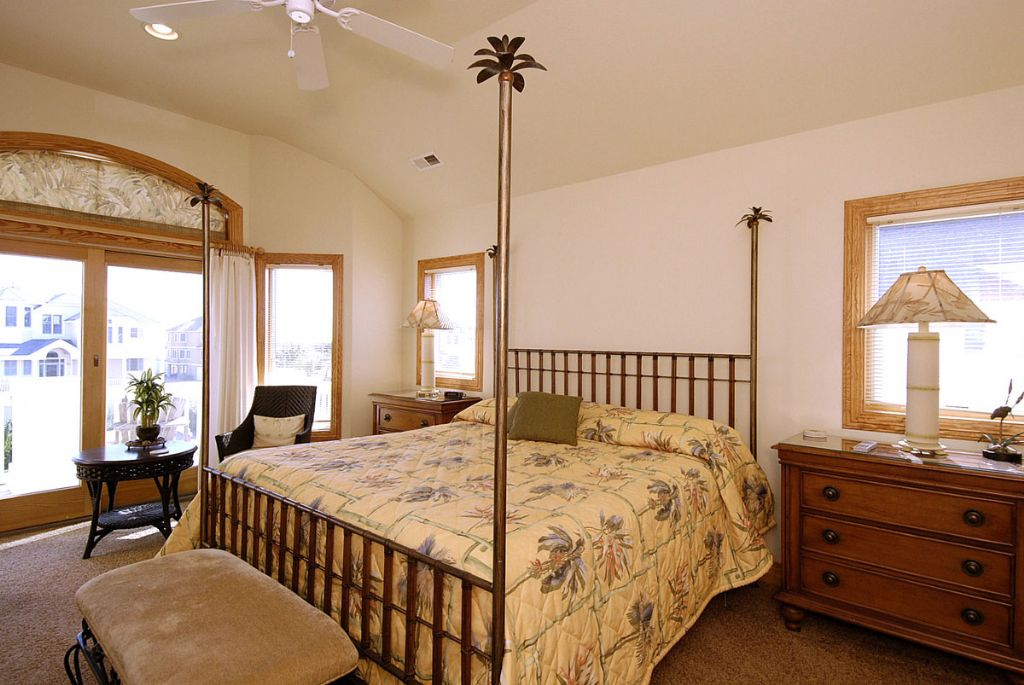 Currituck Beach Bedroom