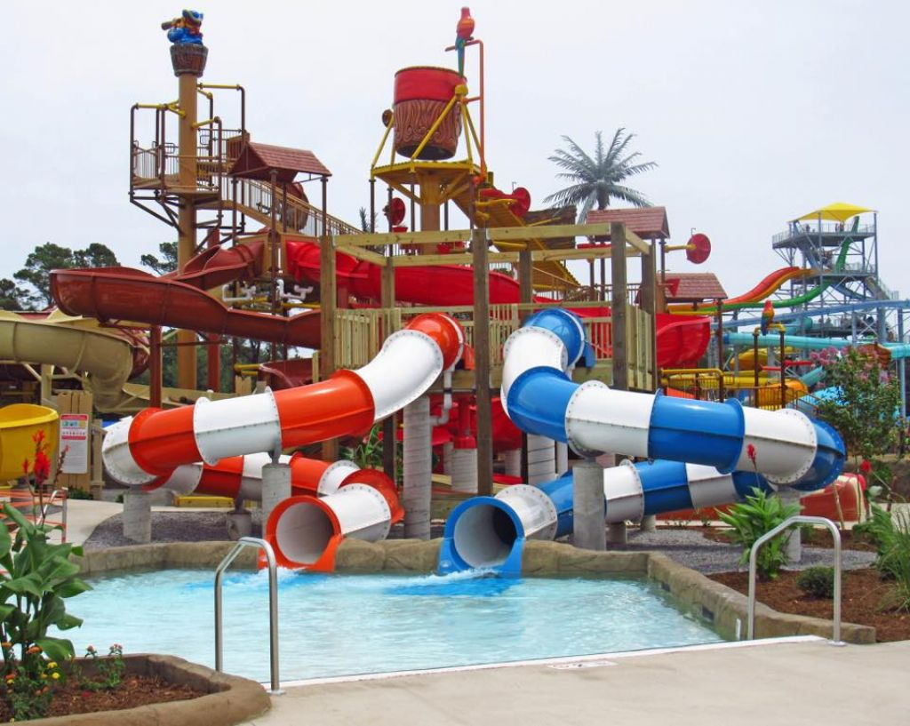 New H2OBX WaterPark