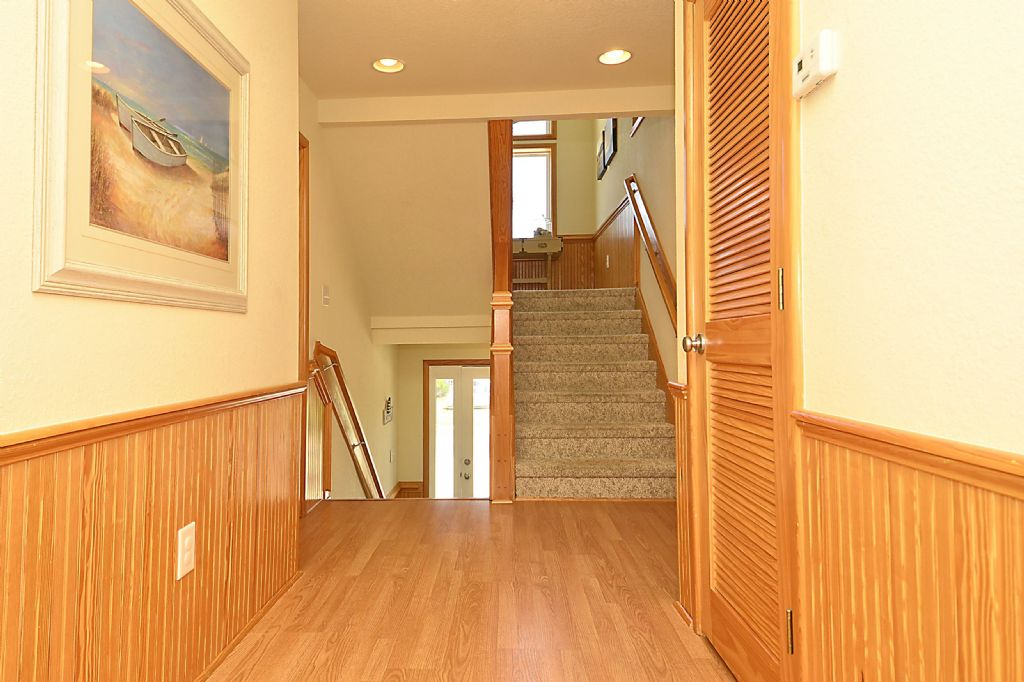 Mid level Stairs