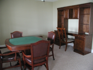 Game Table&Media Ctr