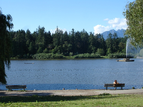 Nearby Stanley Park