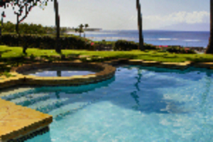 Ocean View Pool and Spa