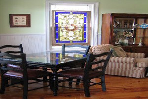 More dining seats at game table