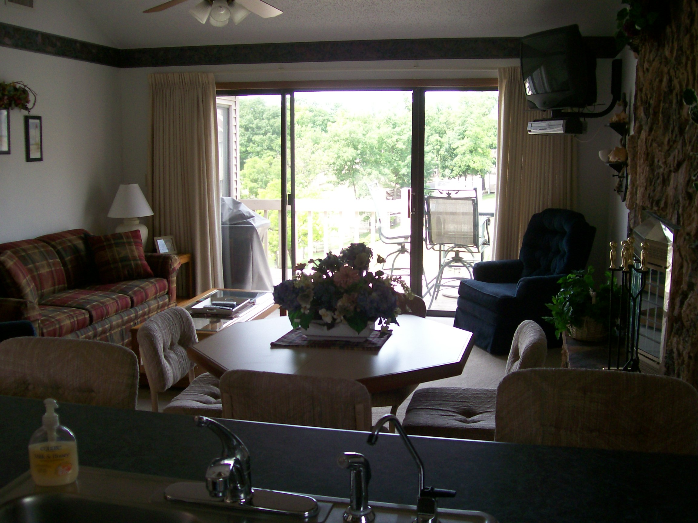 Two bedroom two bath condo at Robinwood