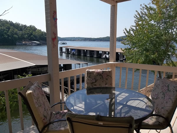 lake view condo rentals in Lake of the Ozarks, MO