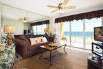 Living Room - Gulf Dunes 309 Fort Walton Beach Okaloosa Island Vacation Rentals