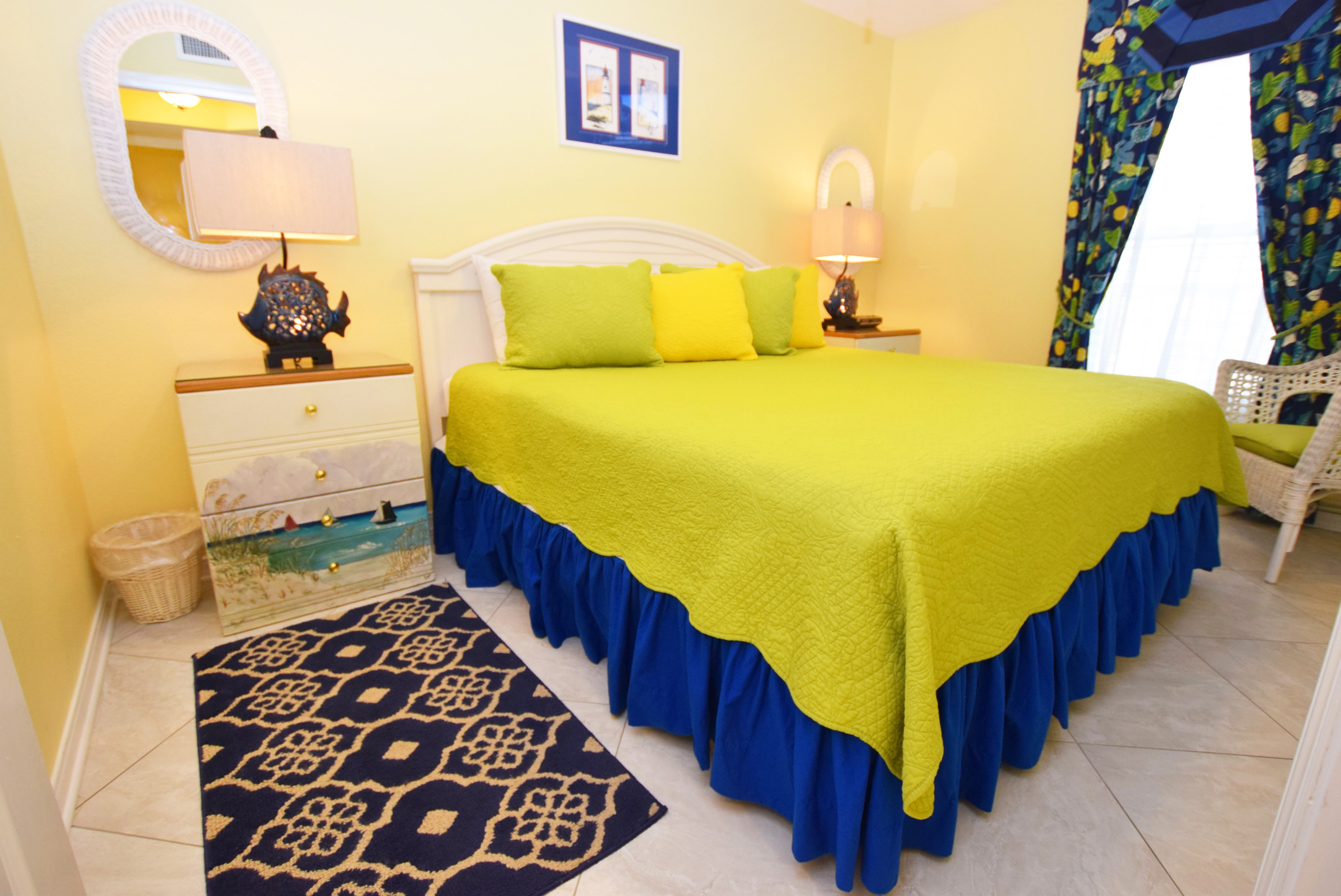 Guest Bedroom - Islander Beach 4009 Fort Walton Beach Okaloosa Island Vacation Rentals