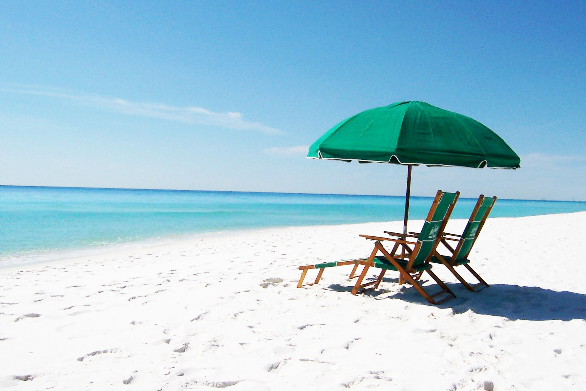 Beach Service Included with Reservation - Sandpiper Cove Resort 9106 Holiday Isle Destin Florida Vacation Rentals