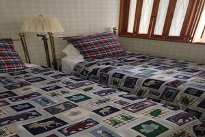2  Twin Bed in a Bedroom  Seven Springs Pennsylvania