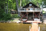 Elizabeths' Cove Belgrade Maine Lakeside Cottage Rentals