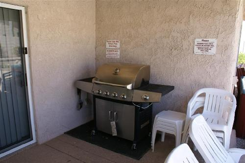 Stainless BBQ