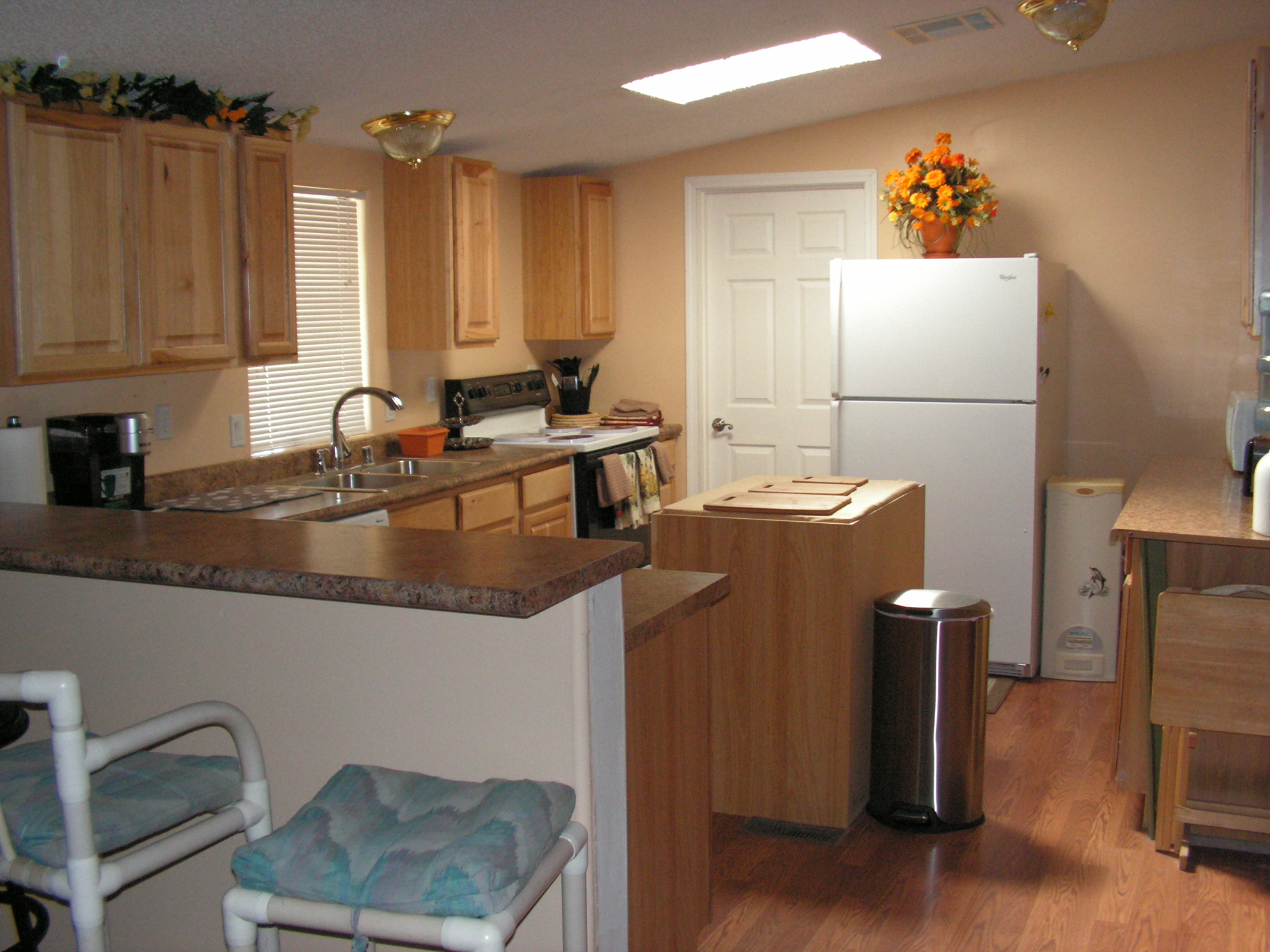 Full Electric Kitchen