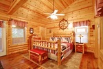 "Cabin A-9 / The Constitution Cabin ""We The People"" Branson Missouri Branson Log Cabin Rentals"