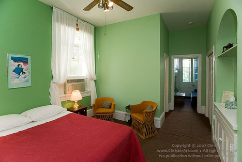 Even 5*Dumaine, our smallest, has room to relax