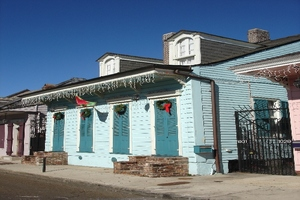 Gentry House - an 1820s Creole Cottage in the French Quarter