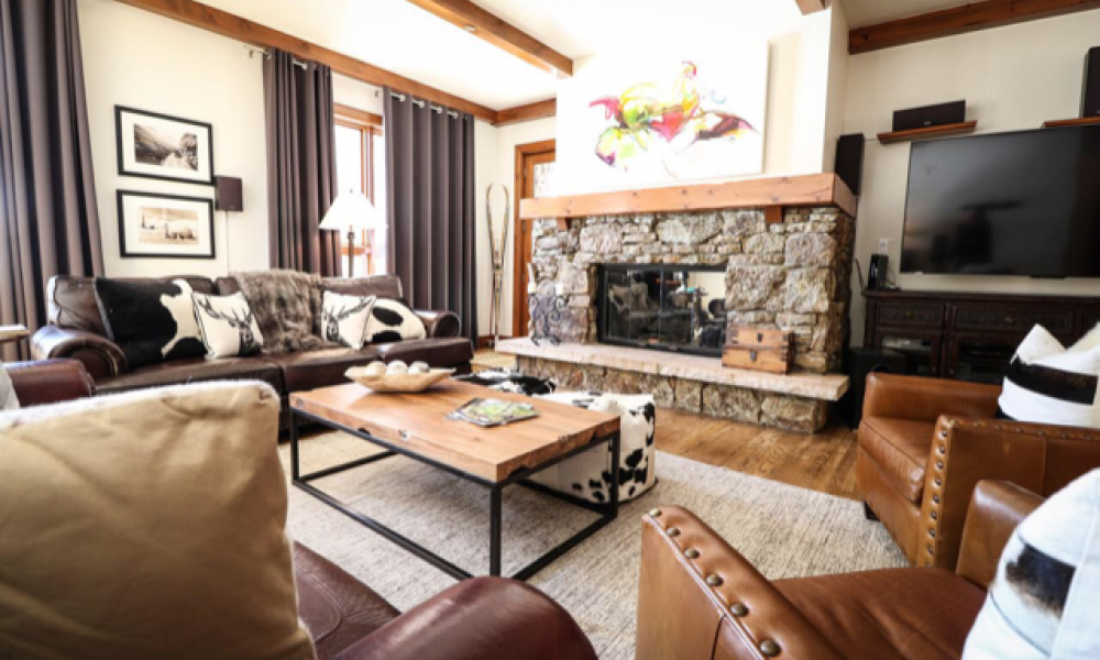 Bachelor Gulch ski in ski out luxury vacation rental