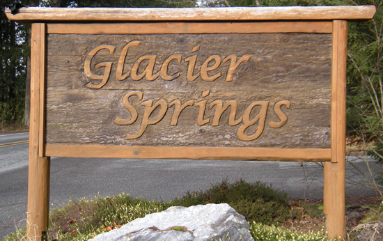 Welcome to Glacier Springs