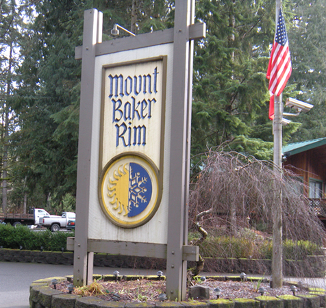 Welcome to Mt.Baker Rim