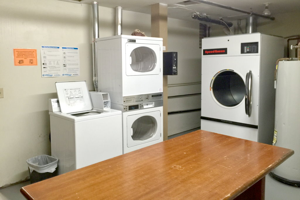 Snowline Lodge Community Coin-Op Laundry
