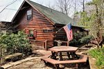 On Top Of It All-Blue Ridge Cherry Log Georgia Mountain Escapes Property Management and Cabin Rentals