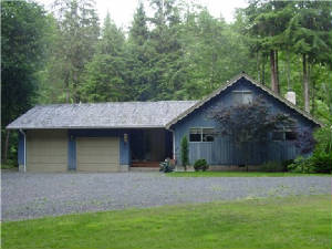 A cozy river house i a cozy river 32907 find rentals for Cabin rentals olympic national forest