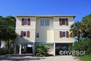 St. George Island 4 bedroom vacation home rental