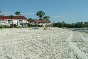 Private Beach Front