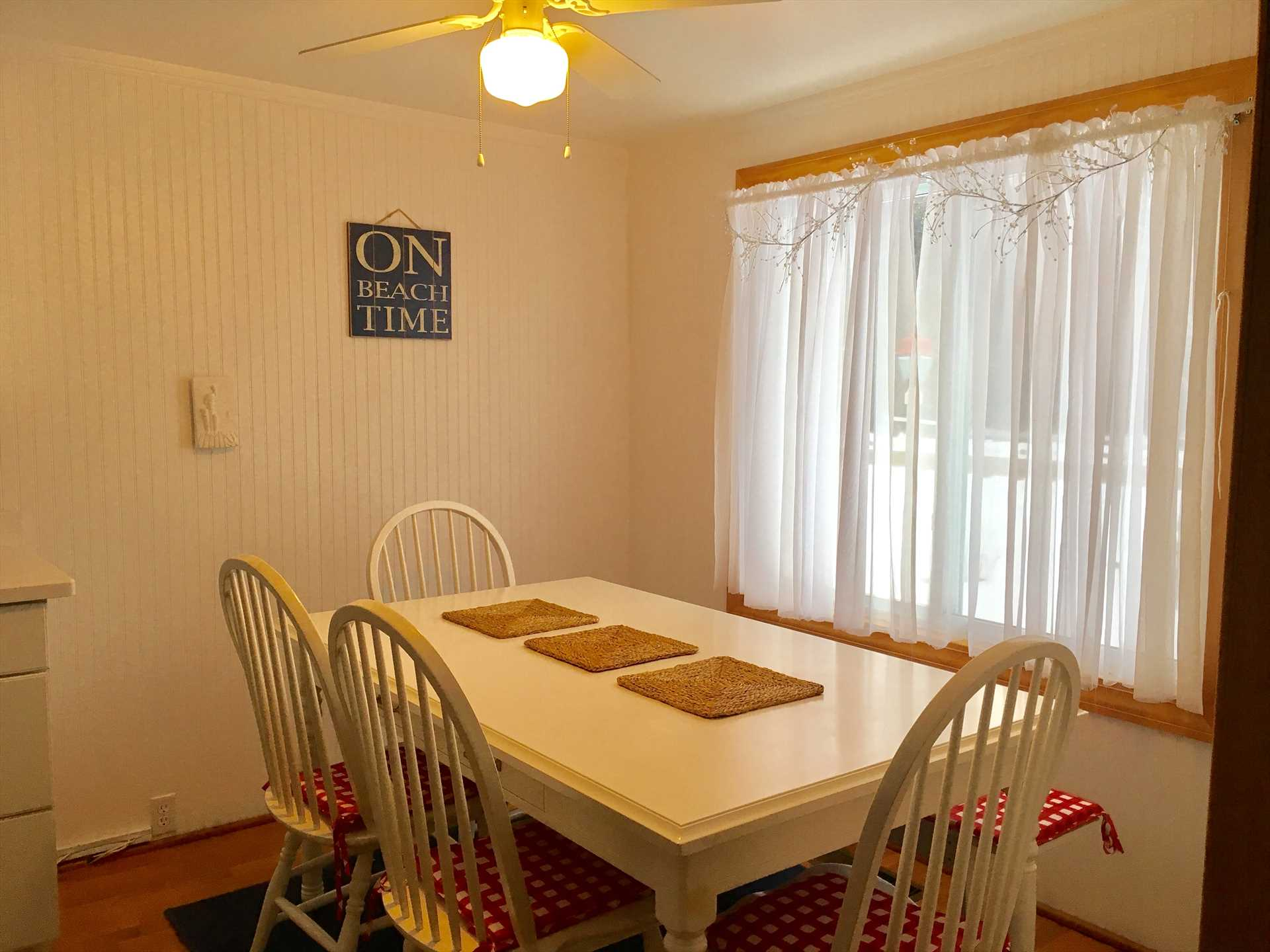 Dining Table Area