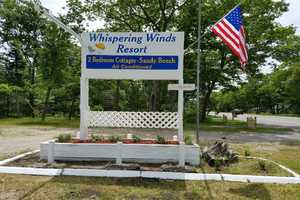 Whispering Winds Entrance