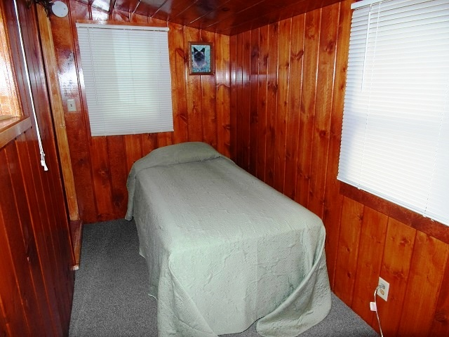 Spare Room with Twin Bed