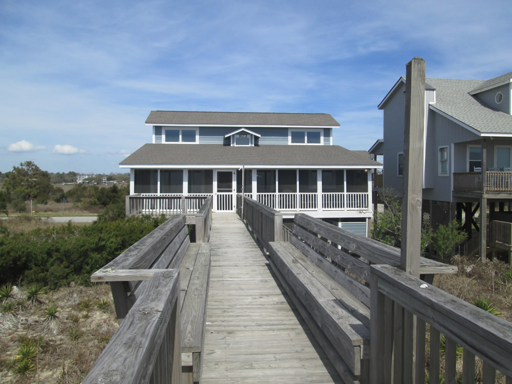 Vacation House Rentals Holden Beach Nc