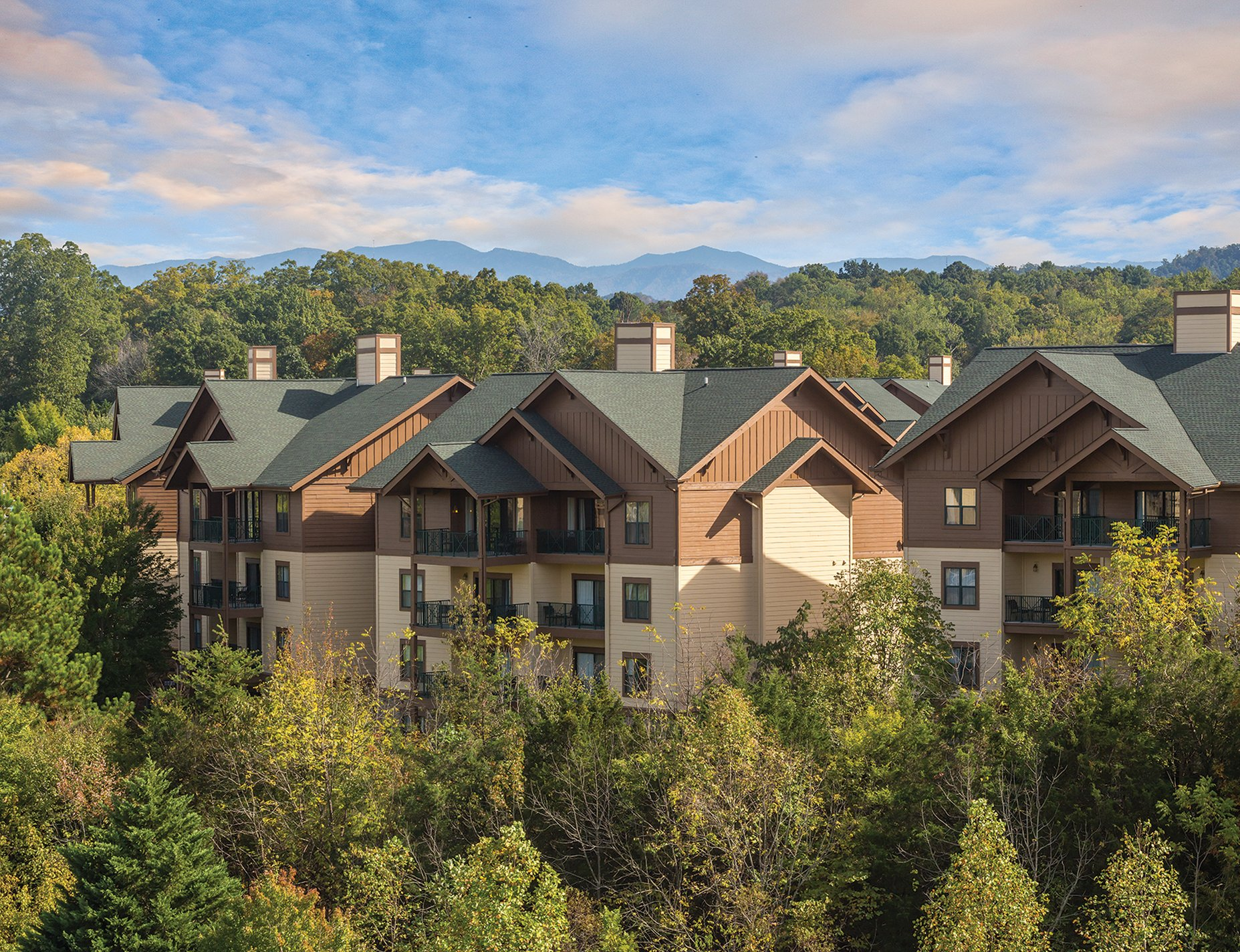 Wyndham Smoky Mountains Sevierville TN 2 Bedroom Vacation