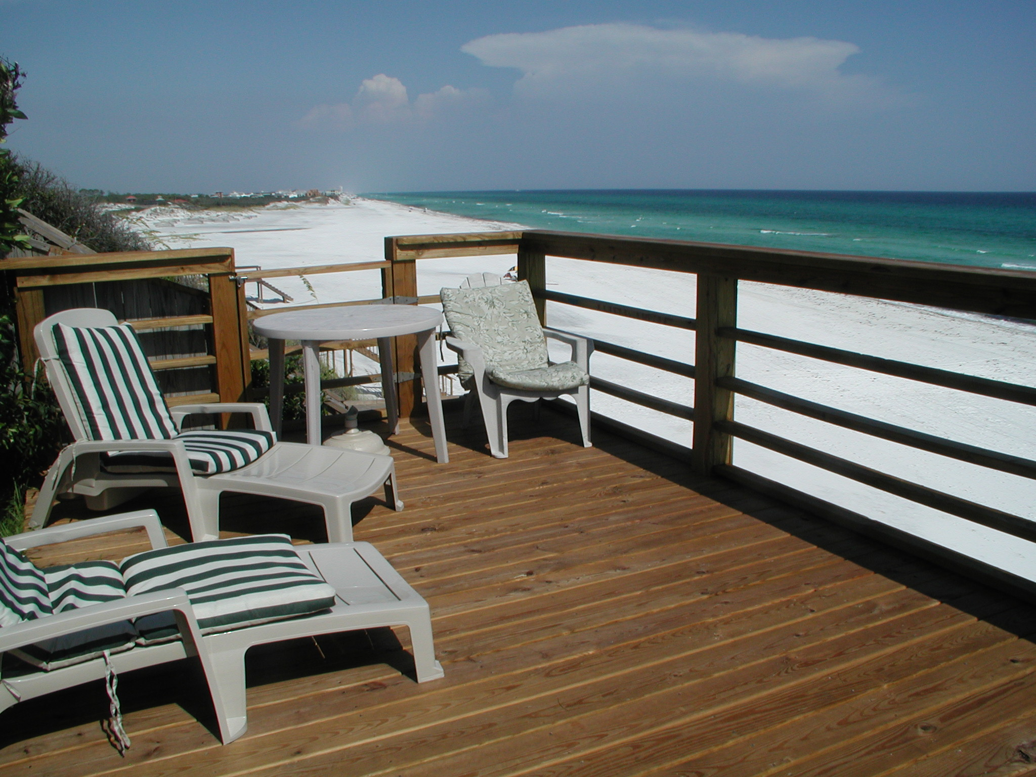 Blue Mountain Beach Fantasy  Gulf Front Home On 87
